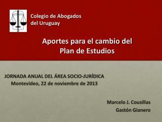 Colegio de Abogados  del Uruguay