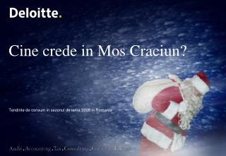 Cine crede in Mos Craciun?