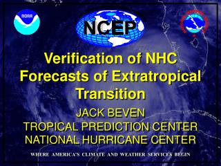 Verification of NHC Forecasts of Extratropical Transition