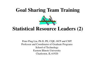 Goal Sharing Team Training Statistical Resource Leaders (2)