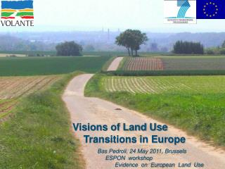 Visions of Land Use     Transitions in Europe
