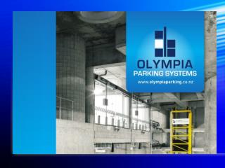Olympia Parking Systems - Presentation