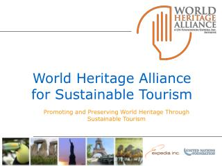 World Heritage Alliance for Sustainable Tourism