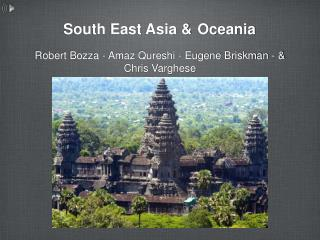 South East Asia & Oceania