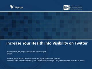 Increase Your Health Info Visibility on Twitter