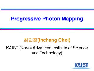 Progressive Photon Mapping