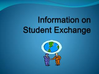 Information  on  Student  Exchange