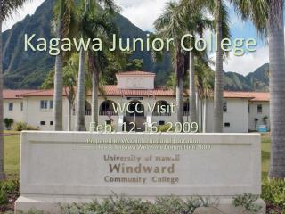 Kagawa Junior College