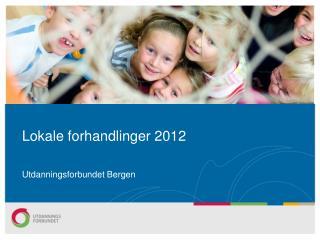 Lokale forhandlinger 2012