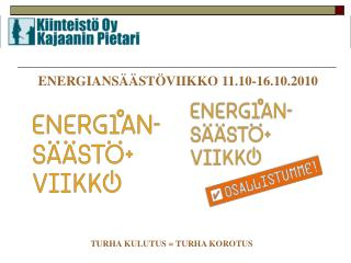 ENERGIANS��ST�VIIKKO 11.10-16.10.2010