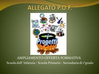 ALLEGATO  P.O.F.