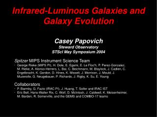 Infrared-Luminous Galaxies and Galaxy Evolution