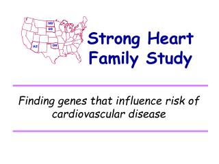 Finding genes that influence risk of cardiovascular disease