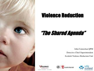 Violence Reduction   The Shared Agenda