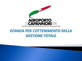 Società di gestione dell'Aeroporto di Lucca Tassignano LIQL