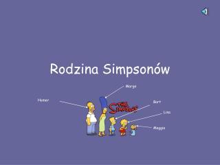 Rodzina Simpsonów