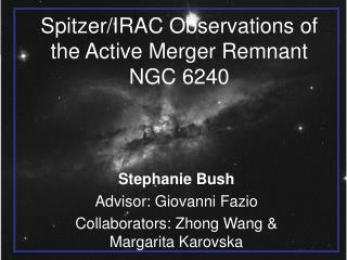 Spitzer/IRAC Observations of the Active Merger Remnant NGC 6240