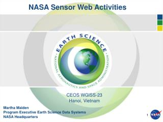 NASA Sensor Web Activities