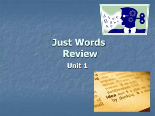 Just Words  Review