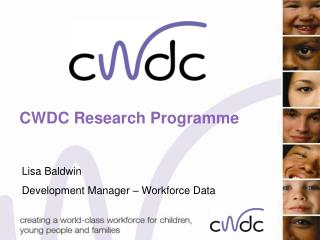 CWDC Research Programme
