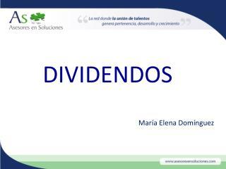 María Elena Domínguez