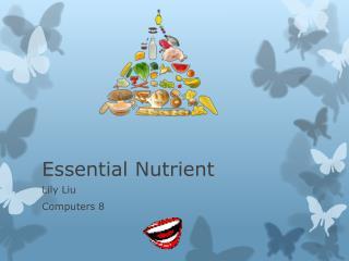 Essential Nutrient