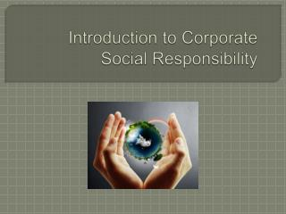 Corporate Social Responsibility Assignment Help