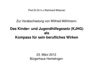 23. M�rz 2012 B�rgerhaus Hemelingen
