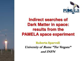 Indirect searches of  Dark Matter in space: results from the   PAMELA space experiment