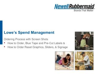 Lowe's Spend Management