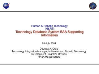 Human  Robotic Technology