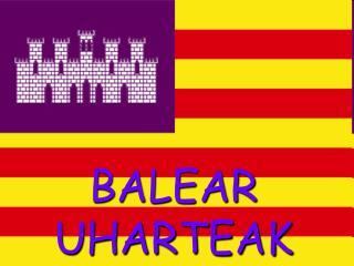BALEAR UHARTEAK