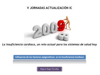 V JORNADAS ACTUALIZACIÓN IC