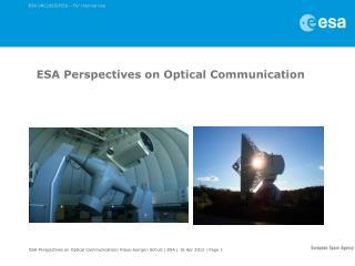 ESA 13 Jan 2012