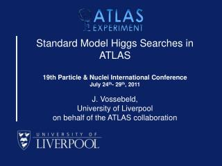 ATLAS and the LHC in 2011