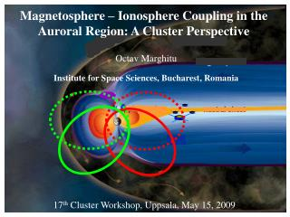 Magnetosphere � Ionosphere Coupling in the Auroral Region: A Cluster Perspective