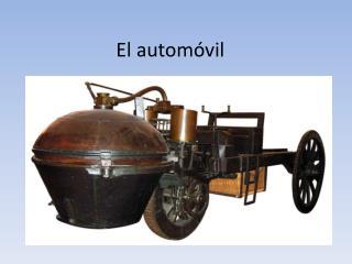 El automóvil