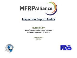 Inspection Report Audits