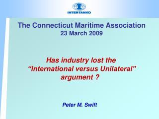 Peter M. Swift