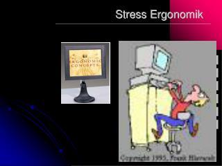 Stres Ergonomik