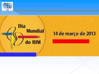 PROF. DR. DANIEL  RINALDI DOS SANTOS PRESIDENTE DA SOCIEDADE BRASILEIRA DE NEFROLOGIA