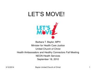 LET S MOVE