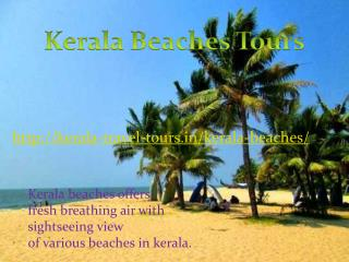 kerala beaches tours