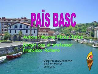 CENTRE EDUCATIU FAX SISÈ PRIMÀRIA 2011-2012