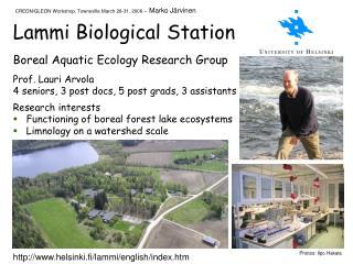 Lammi Biological Station