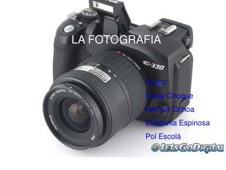 LA FOTOGRAFIA