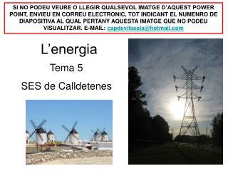 L�energia