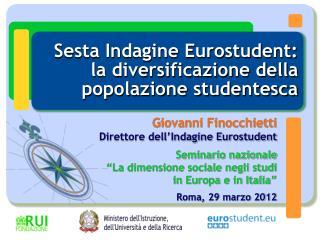Sesta Indagine Eurostudent: la diversificazione della popolazione studentesca