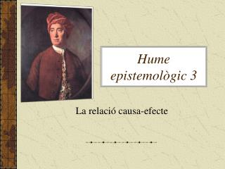 Hume epistemològic 3