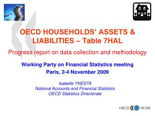 OECD HOUSEHOLDS  ASSETS  LIABILITIES   Table 7HAL